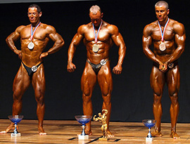 European Championship, Mastricht / 17.05.2010.
